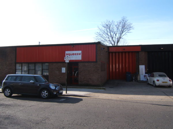 9 Latimer Road Industrial Estate, Latimer Road, London W10 6RQ