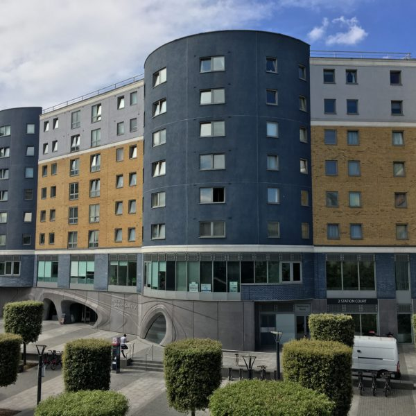 13, 2 Station Court, Imperial Wharf, London SW6 2PY