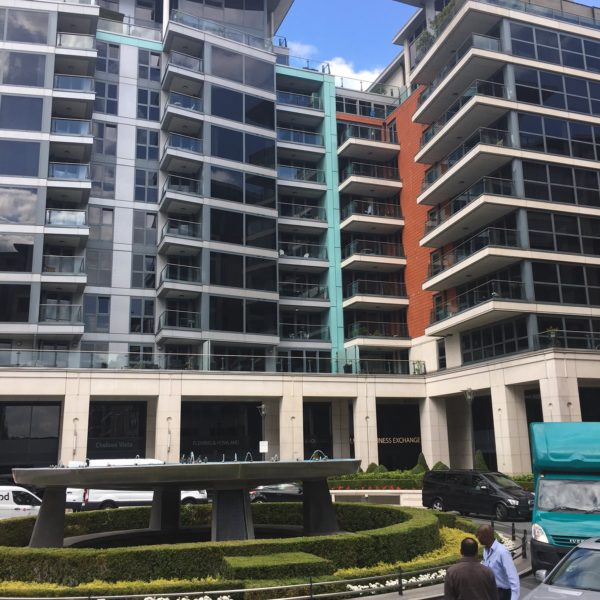 1 Fulham Business Exchange, Imperial Wharf, The Boulevard, London SW6 2GA